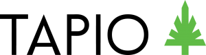 png-muotoinen Tapion logo
